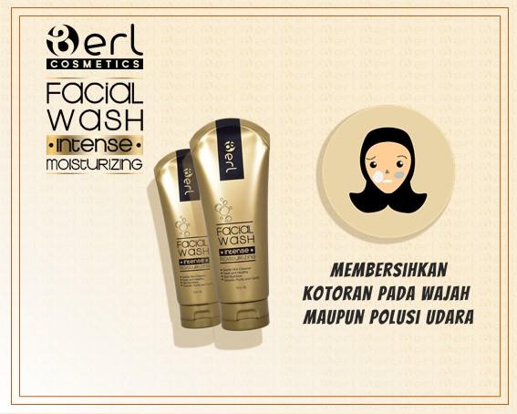 Satuan B Erl Facial Wash